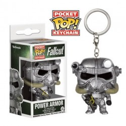 LLAVERO POP FALLOUT POWER ARMOR