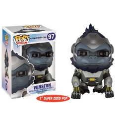 FIGURA POP OVERWATCH WINSTON