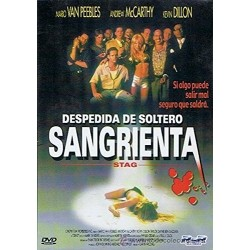 DESPEDIDA DE SOLTERO SANGRIENTA (STAG)