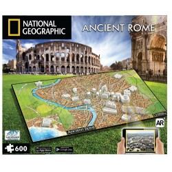 PUZLE NG CIVILIZACIONES ANTIGUAS 4D ROMA