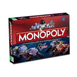 MONOPOLY MOTO GP (ESPAÑOL/INGLES)