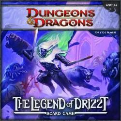 D&D TABLERO LEGEND OF DRIZZT juego en inglés