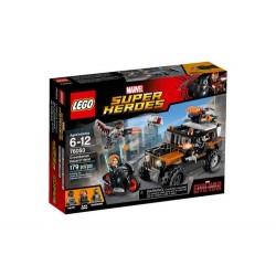 LEGO HEROES MARVEL PELIGROSO GOLPE DE CALAVERA