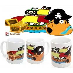 Taza Pou Pirata