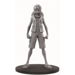 FIGURA BANPRESTO ONE PIECE MONKEY LUFFY 15 CM