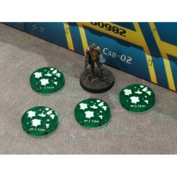 PACK TOKENS CAMO - INFINITY