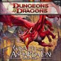 D&D TABLERO WRATH OF ASHARDALON juego en inglés