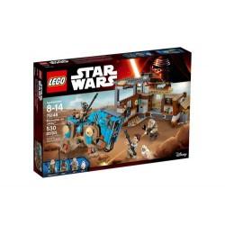 LEGO STAR WARS ENCUENTRO EN JAKKU