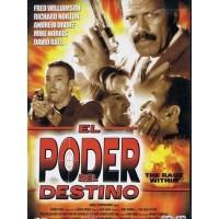 EL PODER DEL DESTINO DVD