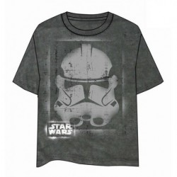 CAMISETA STAR WARS CLONE L