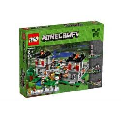 LEGOS MINECRAFT LA FORTALEZA