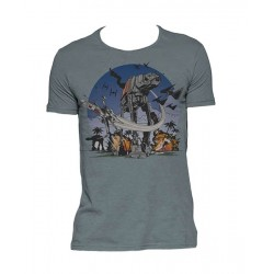 CAMISETA STAR WARS ROGUE ONE AT-ACT L