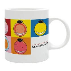 TAZA ASSASSINATION CLASSROOM KORO CARAS