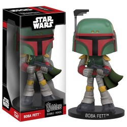 CABEZON STAR WARS BOBA FETT