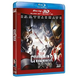 CAPITAN AMERICA CIVIL WAR 3D