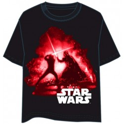 CAMISETA STAR WARS DUEL XL