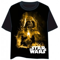 CAMISETA STAR WARS DUEL 2 L