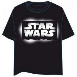 CAMISETA STAR WARS LOGO UNDER LOGO S