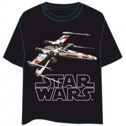CAMISETA STAR WARS X-WING L