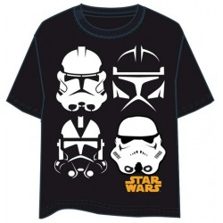 CAMISETA STAR WARS TROOPS S