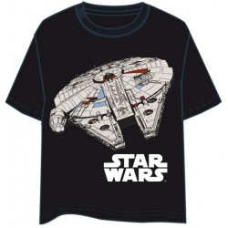 CAMISETA STAR WARS MILLENNIUM FALCON XL