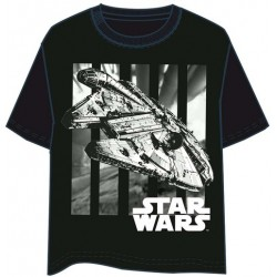 CAMISETA STAR WARS MILLENNIUM PICTURE M