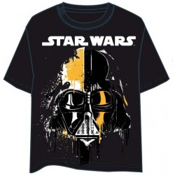 CAMISETA STAR WARS DARTH VADER PAINT S