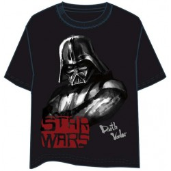 CAMISETA STAR WARS DARTH VADER ART S
