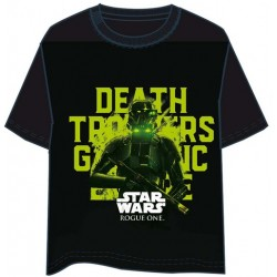 CAMISETA STAR WARS ROGUE ONE DEATH TROOPERS S