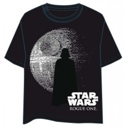 CAMISETA STAR WARS ROGUE ONE VADER AND DEATH L