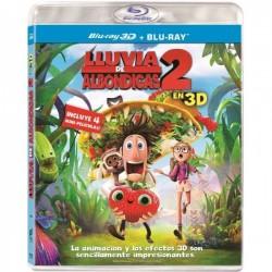 LLUVIA DE ALBONDIGAS 2 3D