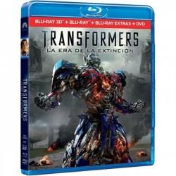 TRANSFORMER 3D (LA ERA DE LA EXTINCIÖN)