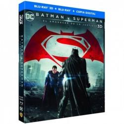 Batman V Superman: El Amanecer De La Justicia 3D