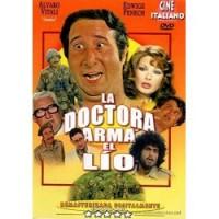 LA DOCTORA ARMA EL LÍO DVD