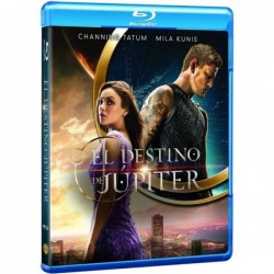 EL DESTINO DE JUPITER (BLU RAY)