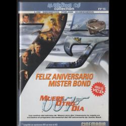 FELIZ ANIVERSARIO MISTER BOND