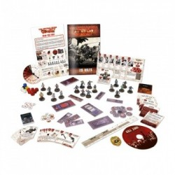 THE WALKING DEAD ALL OUT WAR CORE SET (INGLES)
