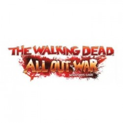 THE WALKING DEAD ALL OUT WAR PRELUDE WOODBU (INGLES)