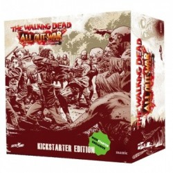 THE WALKING DEAD ALL OUT WAR KICK STARTER E (INGLES)