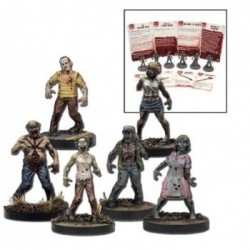 THE WALKING DEAD ALL OUT WAR WALKER BOOSTER (INGLES)