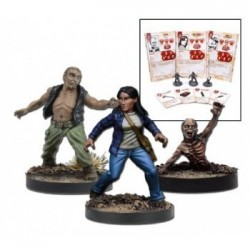 THE WALKING DEAD ALL OUT WAR LORI BOOSTER (INGLES)