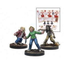THE WALKING DEAD ALL OUT WAR CAROL BOOSTER (INGLES)