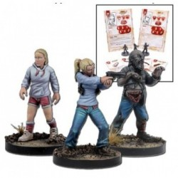 THE WALKING DEAD ALL OUT WAR ANDREA BOOSTER (INGLES)