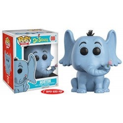 FIGURA POP BOOKS: DR. SEUSS HORTON