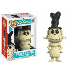FIGURA POP BOOKS: DR. SEUSS SAMS FRIEND