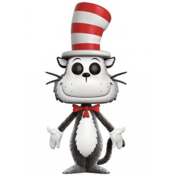 FIGURA POP BOOKS: DR. SEUSS CAT IN THE HAT FLOCKE