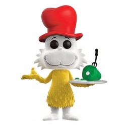 FIGURA POP BOOKS: DR. SEUSS SAM I AM FLOCKED