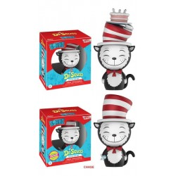 FIGURA DORBZ DR.SEUSS CAT WITH THE HAT