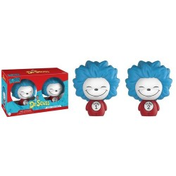 FIGURA DORBZ DR.SEUSS THING 1 AND 2