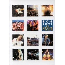 BON JOVI THE CRUSH TOUR